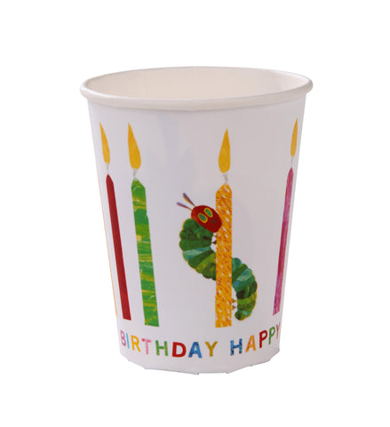 Hungry Caterpillar Party Cups