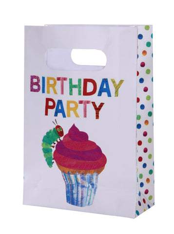 Hungry Caterpillar Party Bags