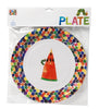 Hungry Caterpillar Plates