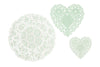 Darling Doilies Mint