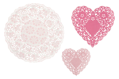 Darling Doilies Pink