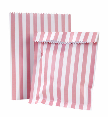 Pink Party Paper Bags
