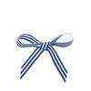 Ribbon Stripes Dark Blue
