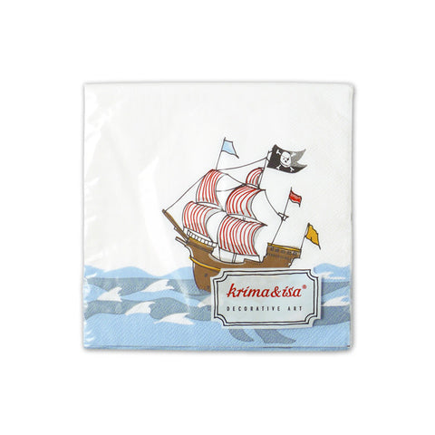 "Napkins ""Pirates"""