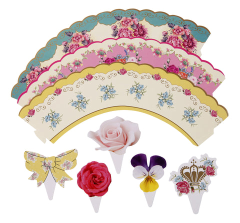Cake Wraps & Toppers Truly Scrumptious