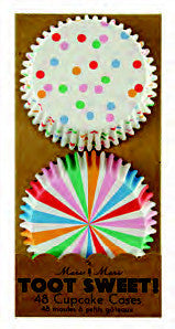 Fun Fair Spotty Cupcake Cases