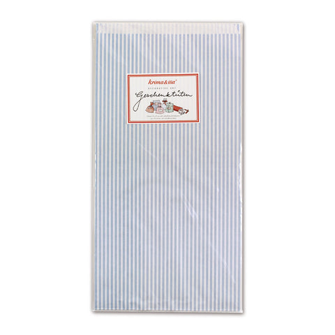 Gift-bags XL Stripes Blue