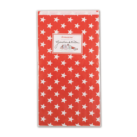 Gift-bags XL Stars Red