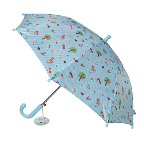 "Children's Umbrella ""Woodland Animals"""