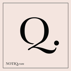 What does the Q in NOTIQ mean?