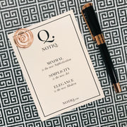 Pre-Order: Q6 Blush Saffiano Vegan Leather Agenda Cover - Personal Size - NOTIQ