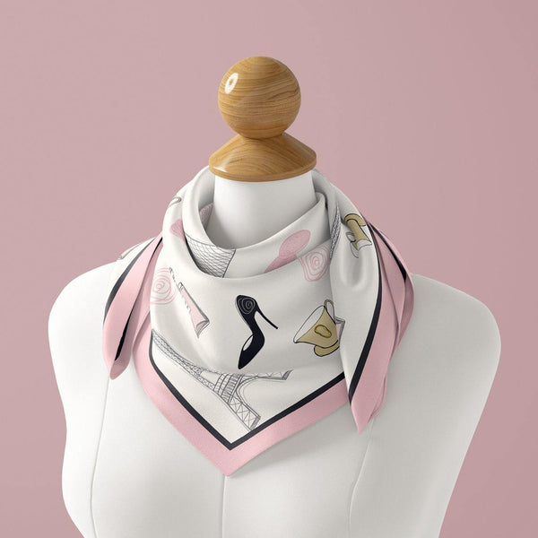 Annabelle Paris Silk Scarf - NOTIQ