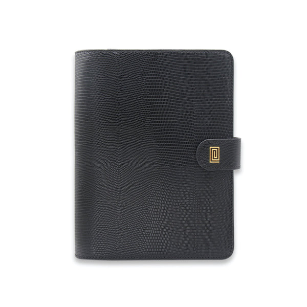 BLAQ Lizard Vegan RING Agenda / Planner - NOTIQ