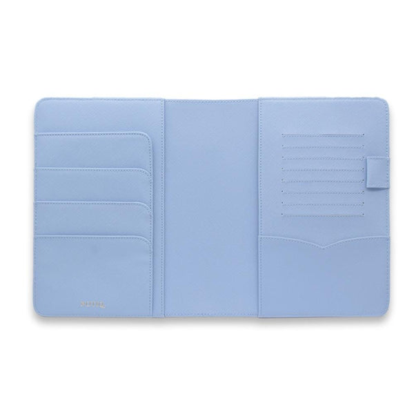 Bliss Saffiano Vegan Leather Agenda Folio / Planner - NOTIQ