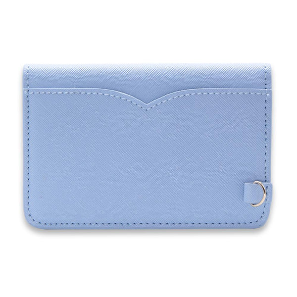 Bliss Saffiano Vegan Leather Card Key Case - NOTIQ