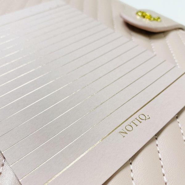 Foil Index Note Cards Set - NOTIQ