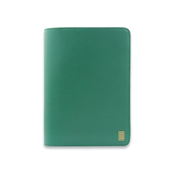 Lush Saffiano Vegan Leather Agenda Folio / Planner - NOTIQ