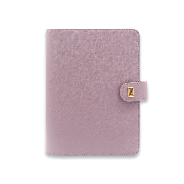 Mauve Pebble Vegan Agenda Cover RINGLESS / Planner - NOTIQ