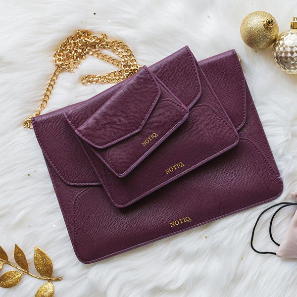 Mulberry Trio Tablet Clutch Set - NOTIQ