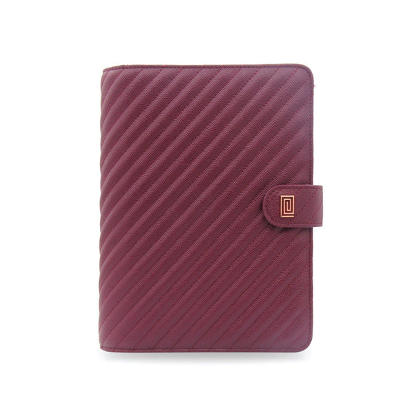 Mulberry Vegan Matrice Quilted Agenda Cover RINGLESS / Planner - NOTIQ