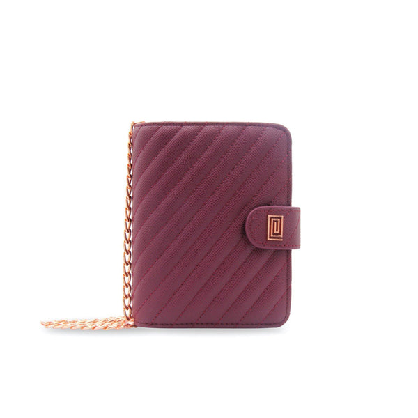 Mulberry Vegan Matrice Quilted Pocket Agenda / Chain - NOTIQ