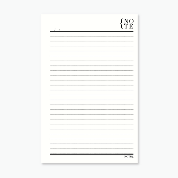 Daily Notes Notepad