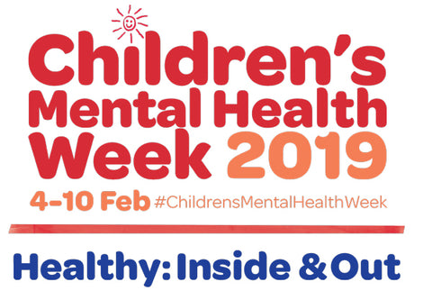 Student Standing Desk Producer Writes About Children's Mental Health Week
