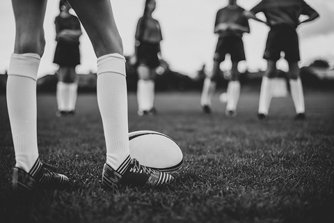 Young girls are abandoning sport during puberty