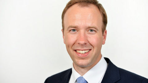 Matt Hancock, Health Secretary