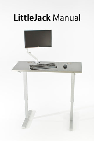LittleJack Manual Standing Desk - I Want A Standing Desk