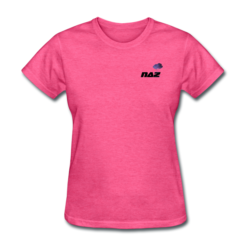 Load image into Gallery viewer, NAZ - I WANT YOU TO BE HAPPY (WOMENS) - heather pink
