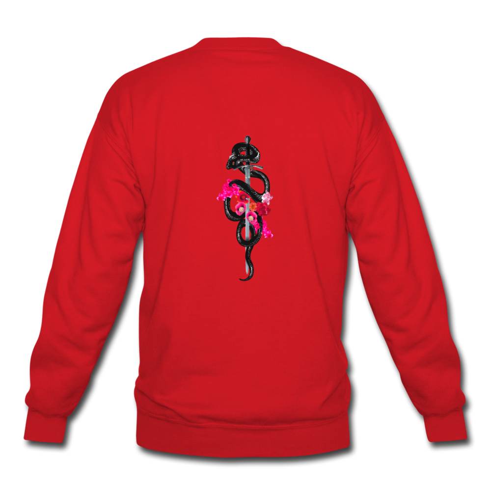 Load image into Gallery viewer, Dre x Jaxon - Snake Sweatshirt - red