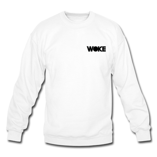 Kyle - Sweatshirt (Black Design) - white