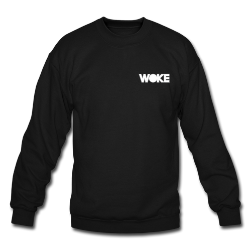 Kyle - Sweatshirt (White Design) - black