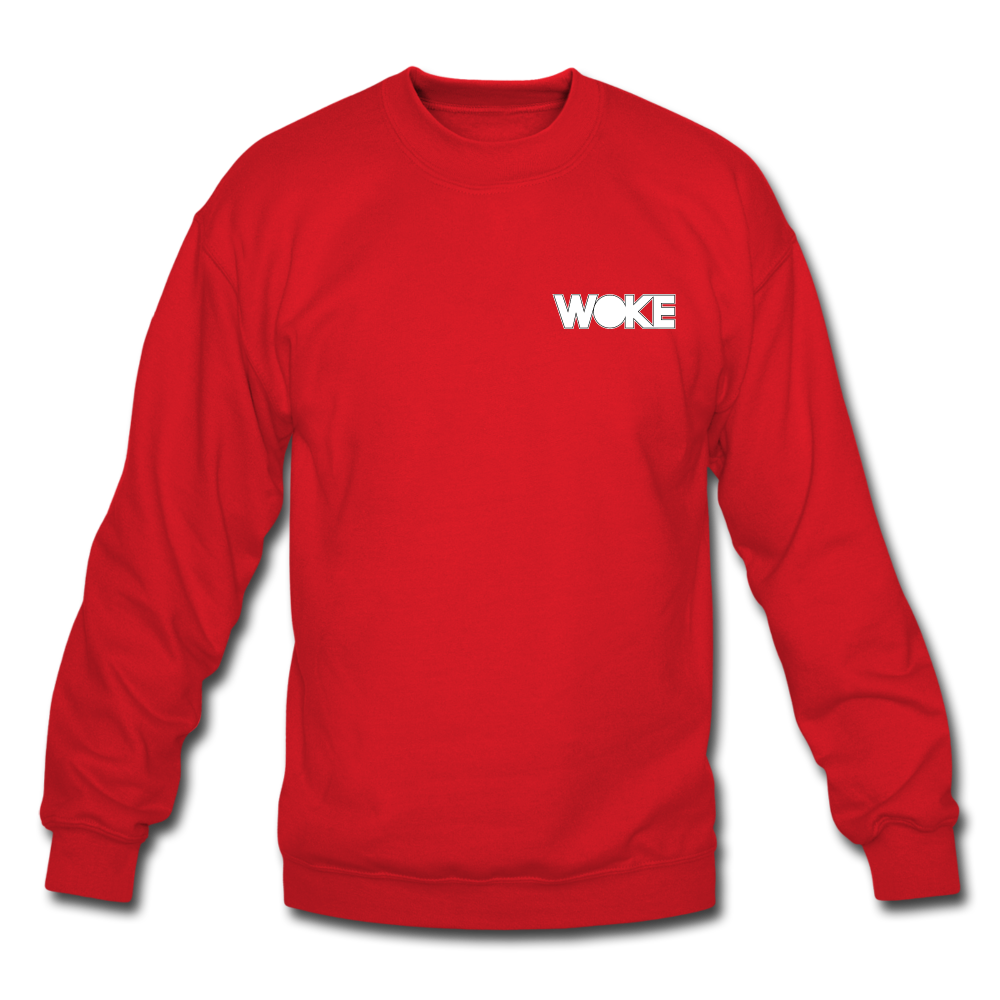 Load image into Gallery viewer, Kyle - Sweatshirt (White Design) - red