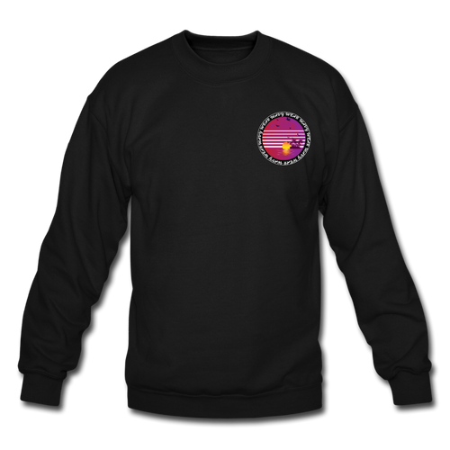 Ryan Wauters: Wavy Wear Sweatshirt - black