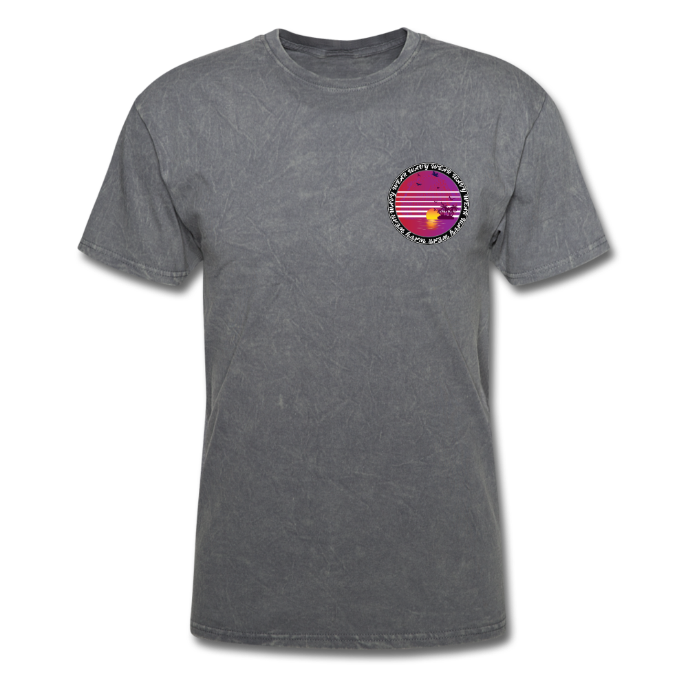 Load image into Gallery viewer, Ryan Wauters: Wavy Wear Shirt - mineral charcoal gray