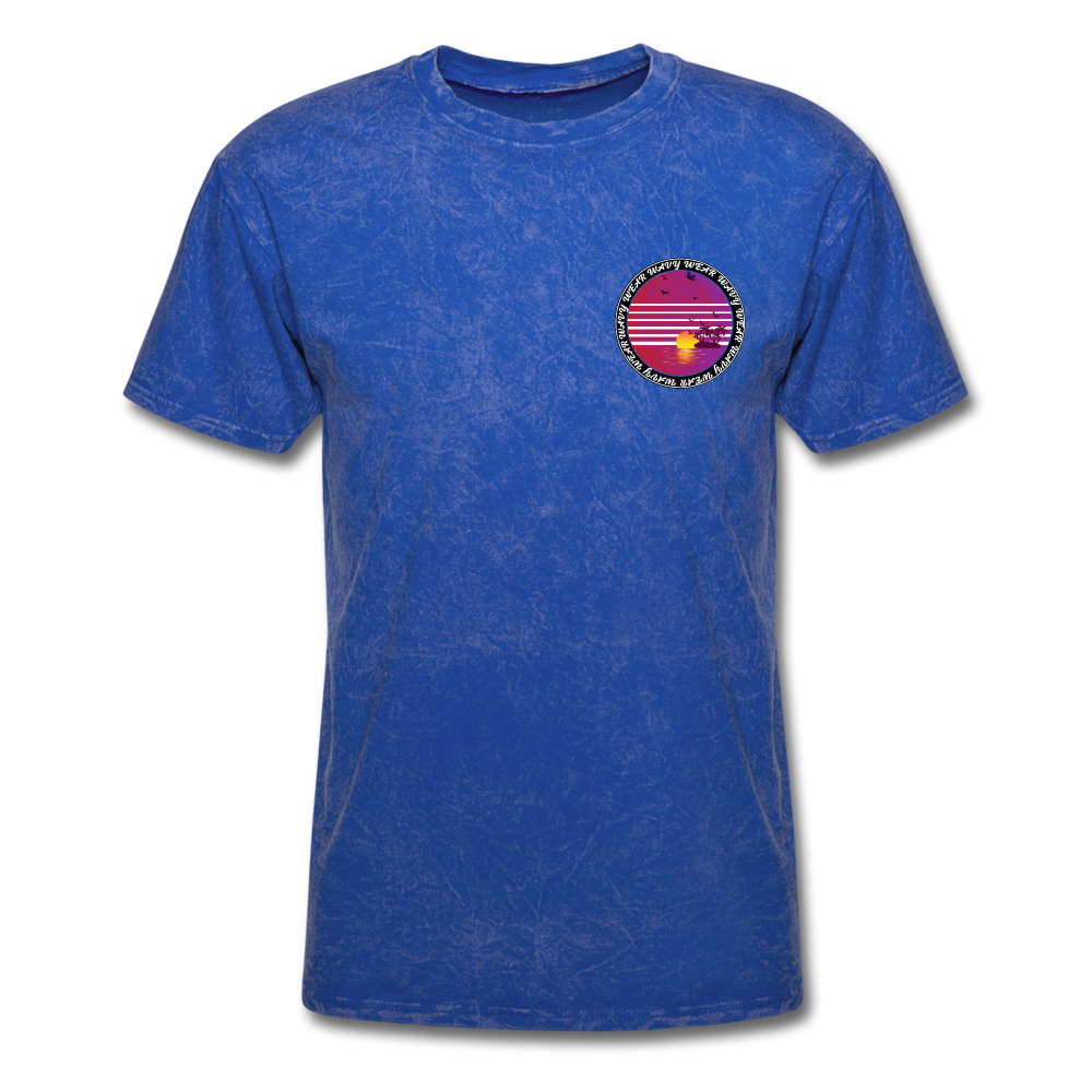 Load image into Gallery viewer, Ryan Wauters: Wavy Wear Shirt - mineral royal