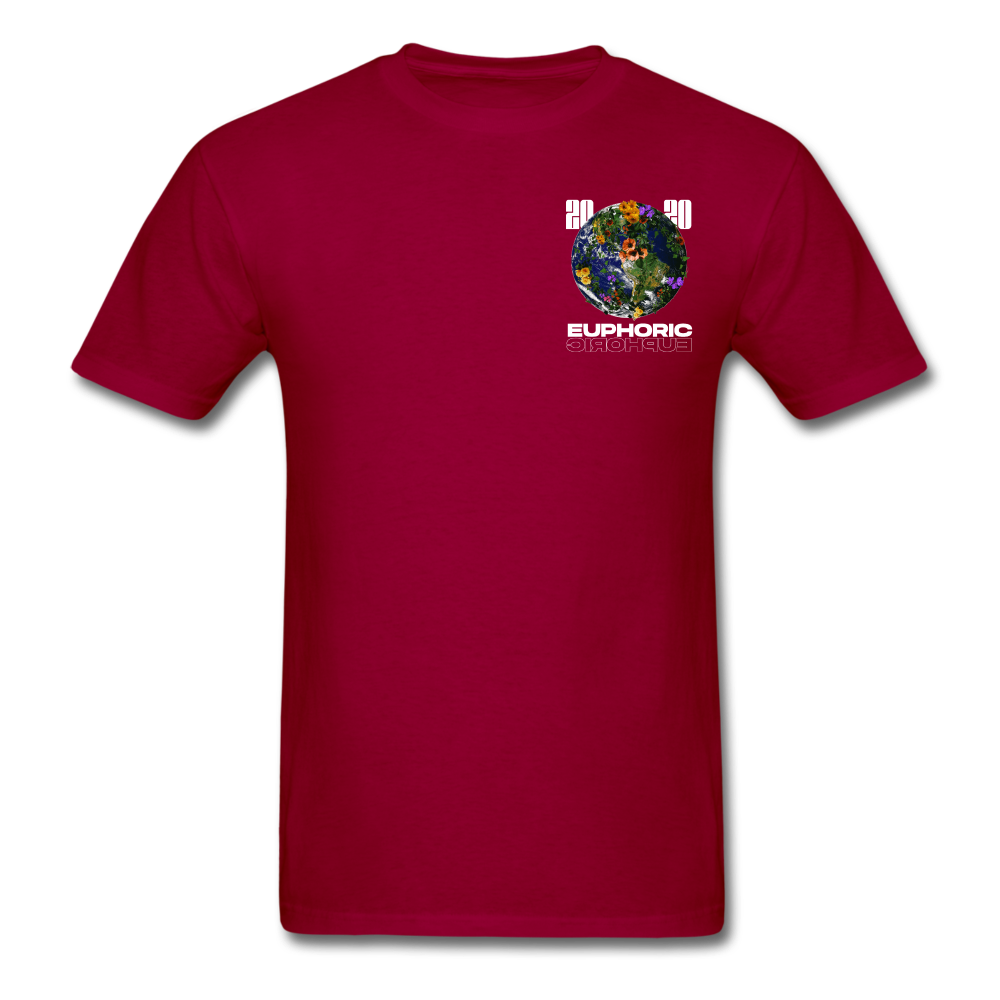 Load image into Gallery viewer, Euphoric Mateo 2020 Limited Edition Shirt - dark red