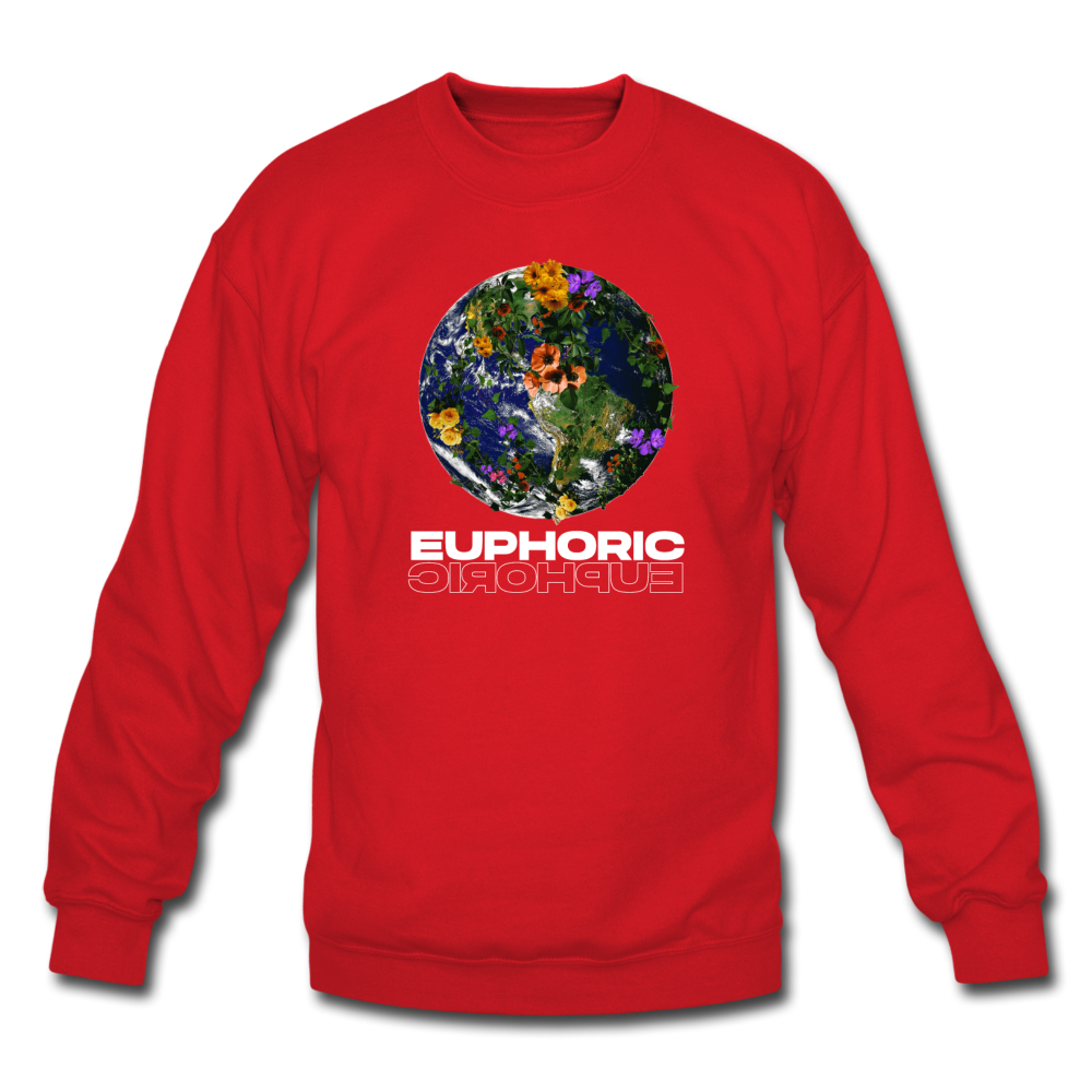 Load image into Gallery viewer, Euphoric Mateo Sweatshirt - red