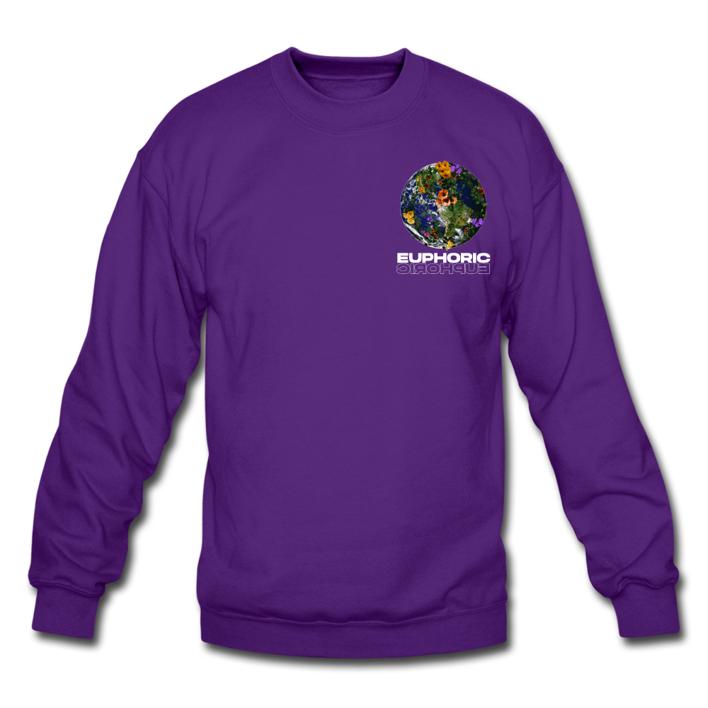 Load image into Gallery viewer, Euphoric Mateo Sweatshirt - purple