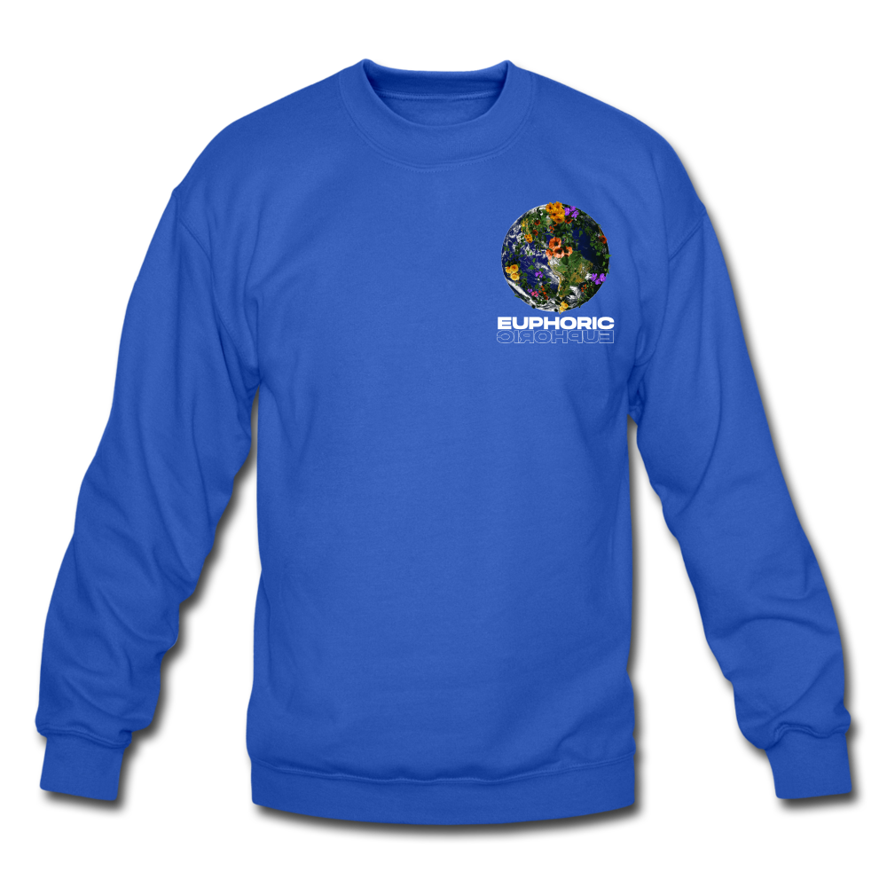 Load image into Gallery viewer, Euphoric Mateo Sweatshirt - royal blue