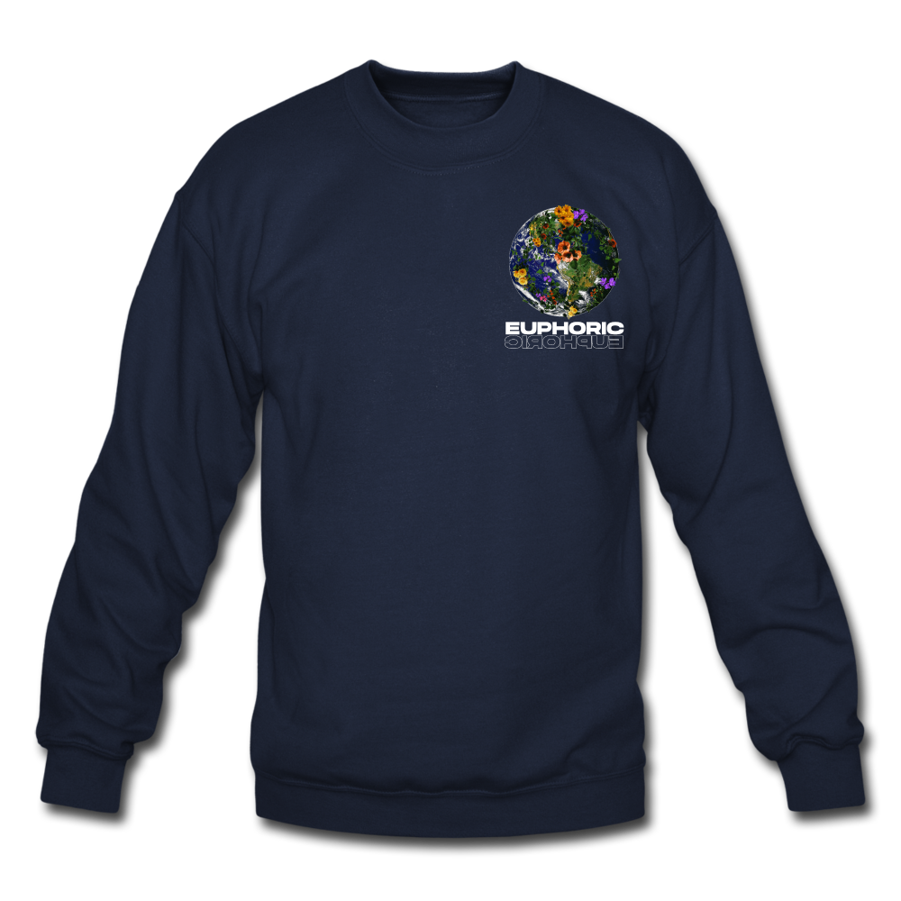 Load image into Gallery viewer, Euphoric Mateo Sweatshirt - navy
