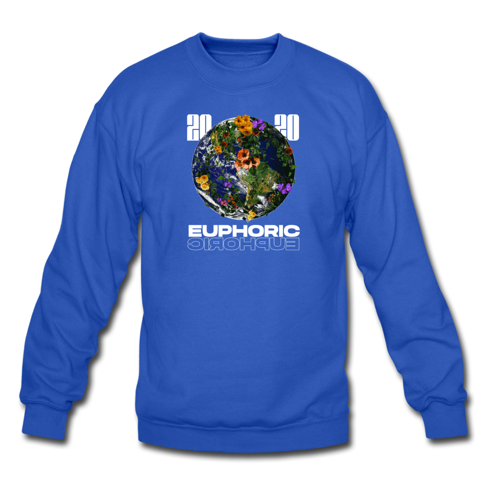 Load image into Gallery viewer, Euphoric Mateo 2020 Limited Edition Sweatshirt - royal blue