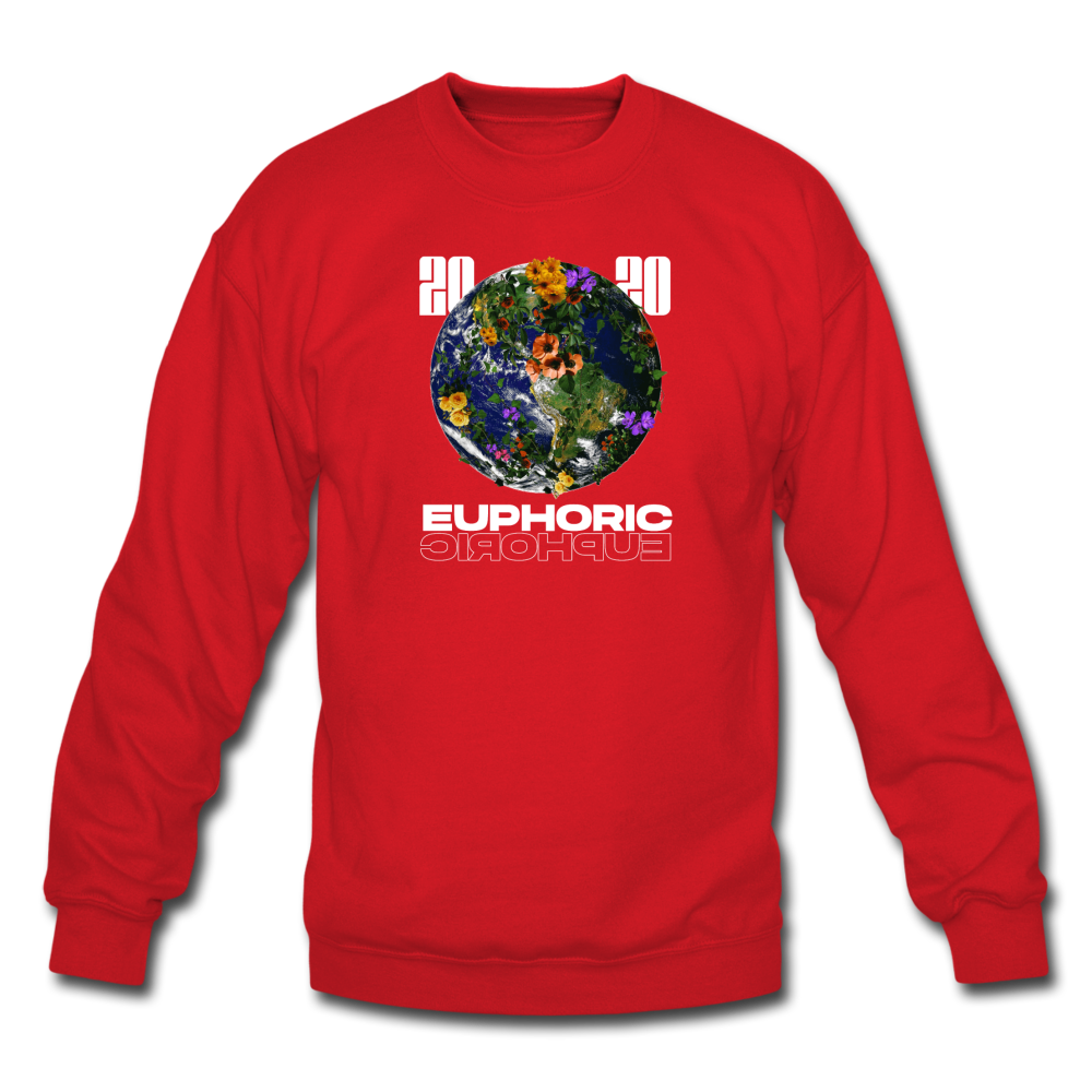 Load image into Gallery viewer, Euphoric Mateo 2020 Limited Edition Sweatshirt - red