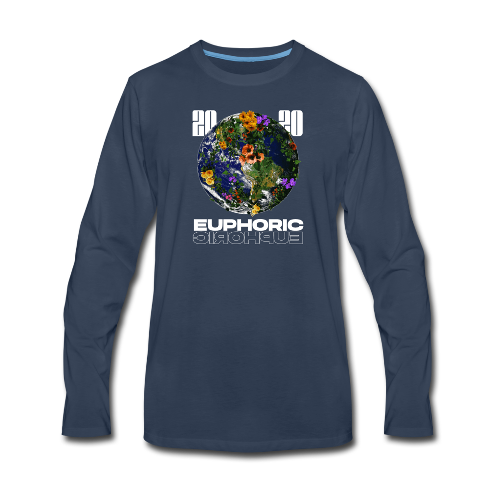 Load image into Gallery viewer, Euphoric Mateo 2020 Limited Edition Long Sleeve - navy