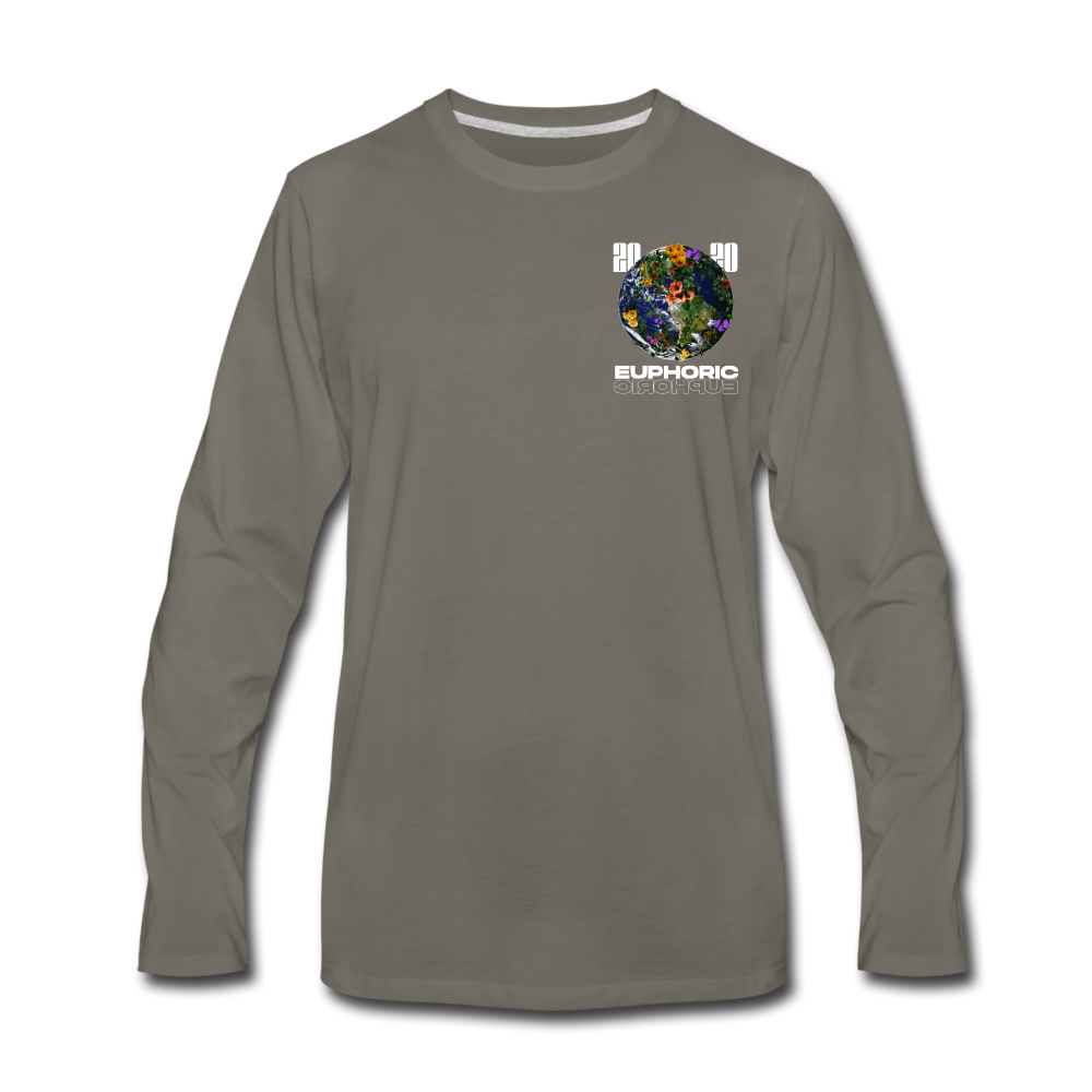 Load image into Gallery viewer, Euphoric Mateo 2020 Limited Edition Long Sleeve - asphalt gray