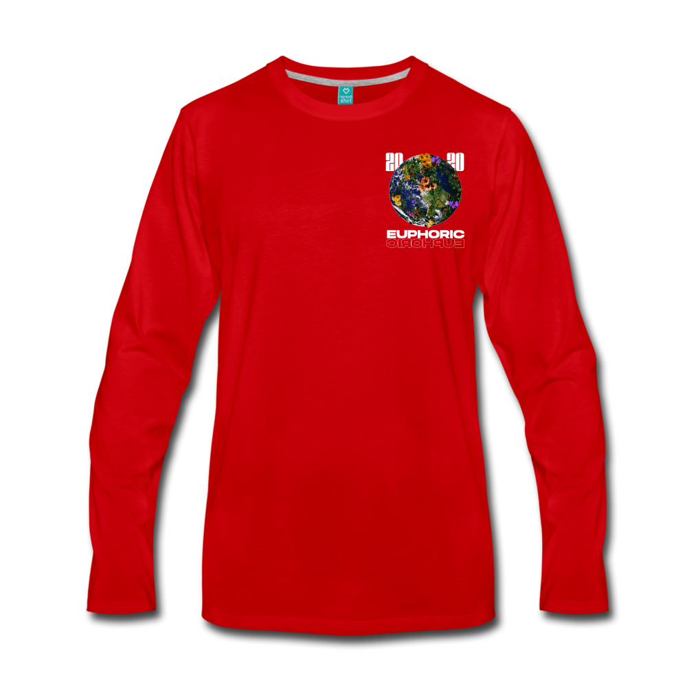 Load image into Gallery viewer, Euphoric Mateo 2020 Limited Edition Long Sleeve - red