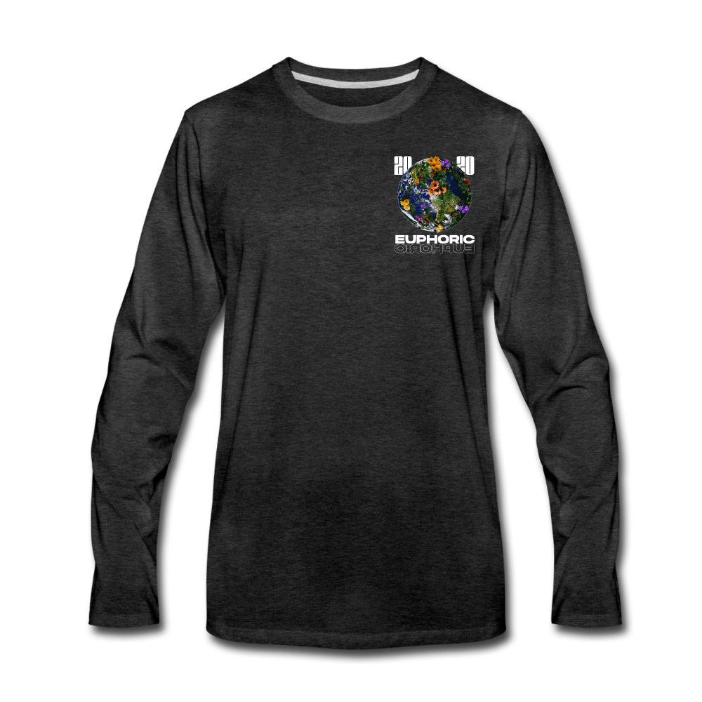 Load image into Gallery viewer, Euphoric Mateo 2020 Limited Edition Long Sleeve - charcoal gray