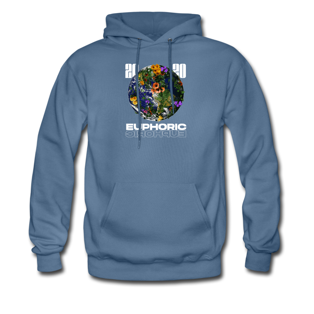 Load image into Gallery viewer, Euphoric Mateo 2020 Limited Edition Hoodie - denim blue